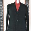 Jacheta tricotata cu anchior